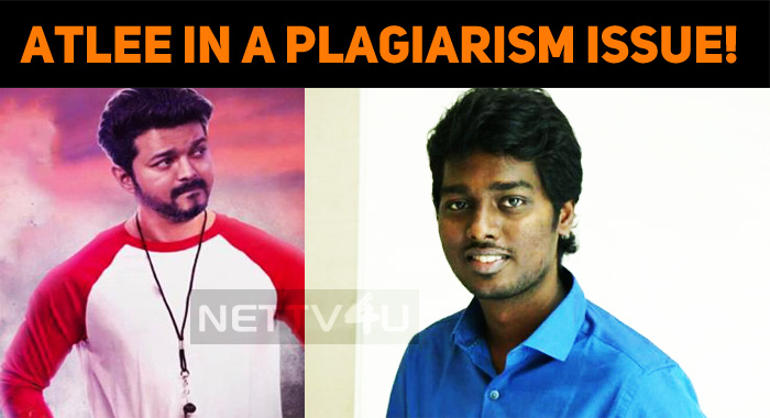 After AR Murugadoss, Atlee In A Plagiarism Issue!