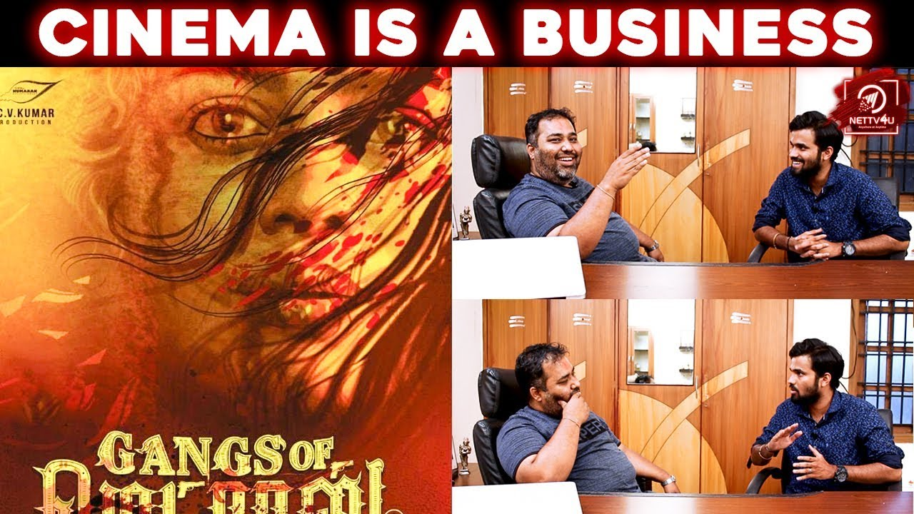 Exclusive Interview With Producer & Director CV Kumar