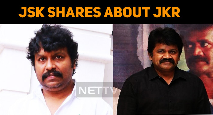 Producer Friend Shares About JK Rithesh!