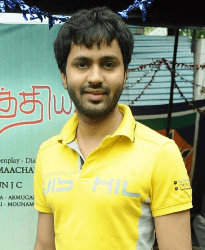 Aadash Tamil Actor
