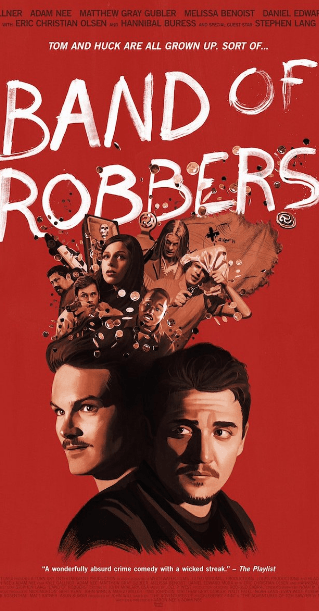 Band Of Robbers Movie Review English Movie Review