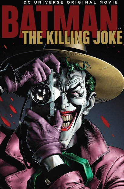 Batman: The Killing Joke Movie Review English Movie Review