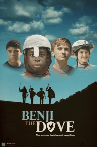 Benji The Dove Movie English Movie Review