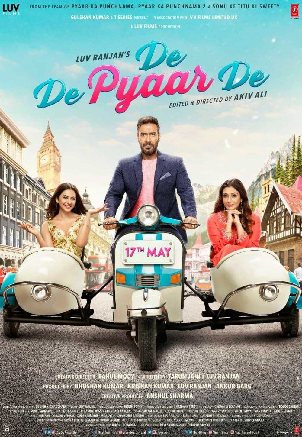 De De Pyaar De Movie Review Hindi Movie Review