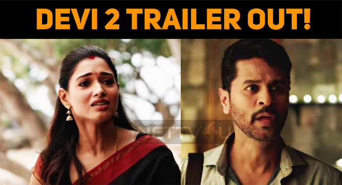 Devi 2 Trailer Is Impressive!
