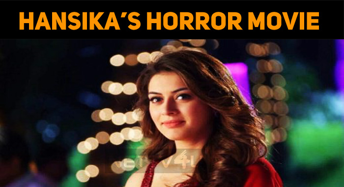 Hansika's Horror Movie Has Jyothika Connection!
