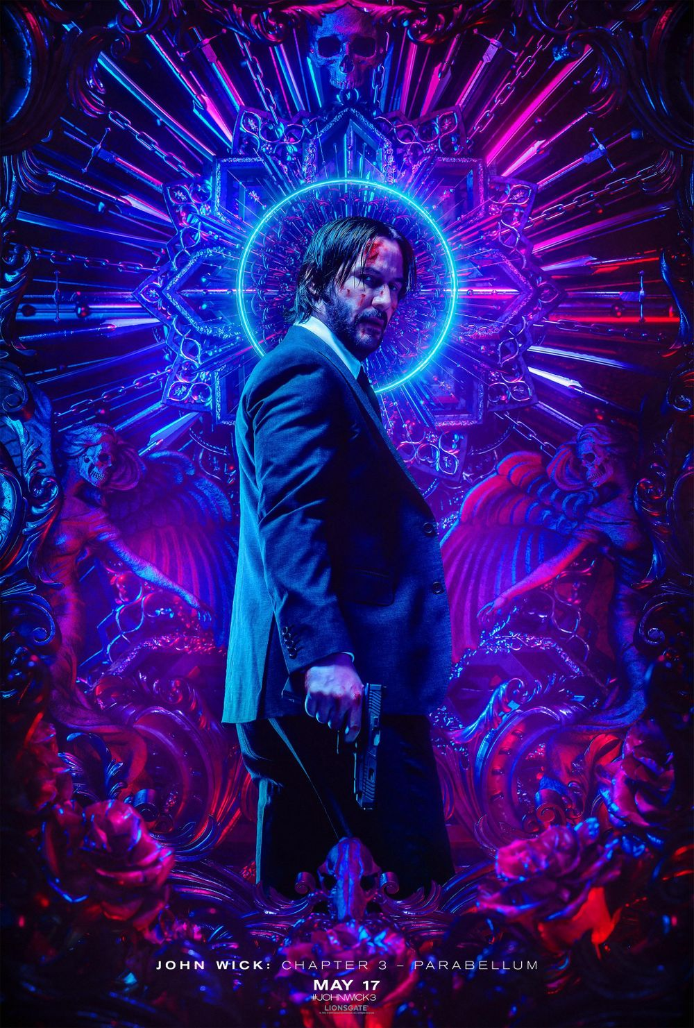 John Wick: Chapter 3 - Parabellum Movie Review English Movie Review