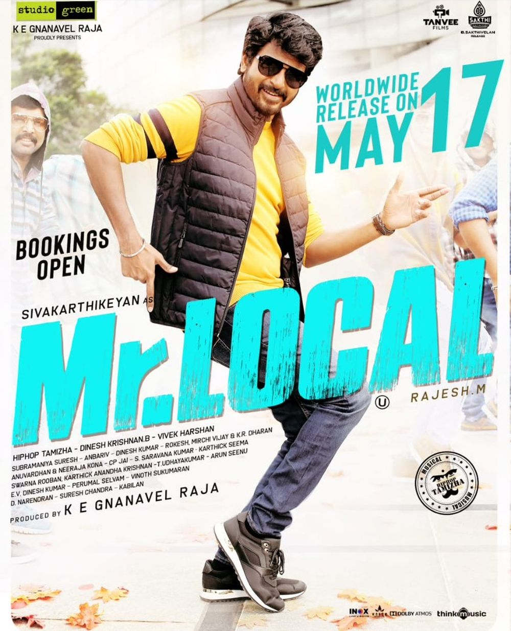 Mr.Local Movie Review Tamil Movie Review