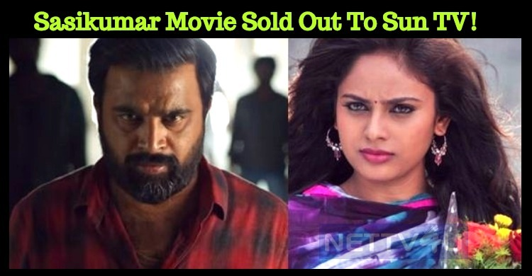 Sasikumar Movie Sold Out To Sun TV!