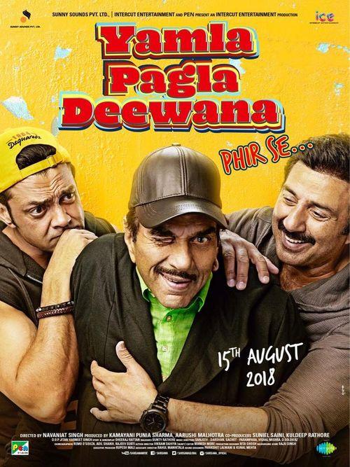 Yamla Pagla Deewana Phir Se Movie Review Hindi Movie Review