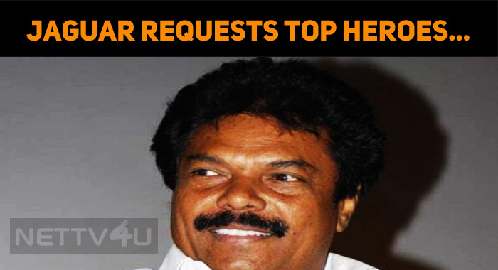 Action Choreographer Jaguar Thangam Requests Tamil Heroes…