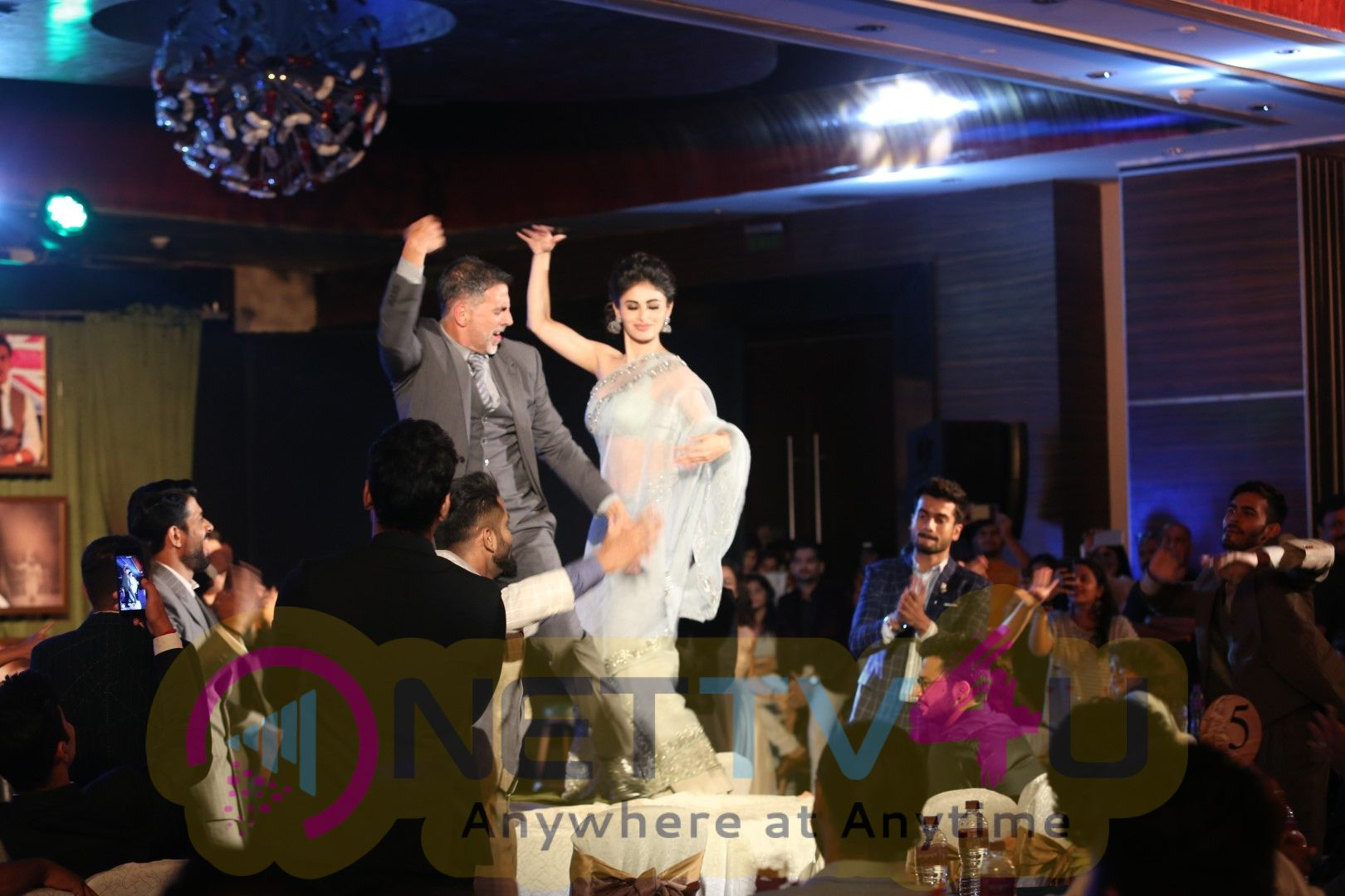 Akshay Kumar, Mouni Roy At The Event Of Film Gold In Novotel Mumbai Stunning Images  Hindi Gallery