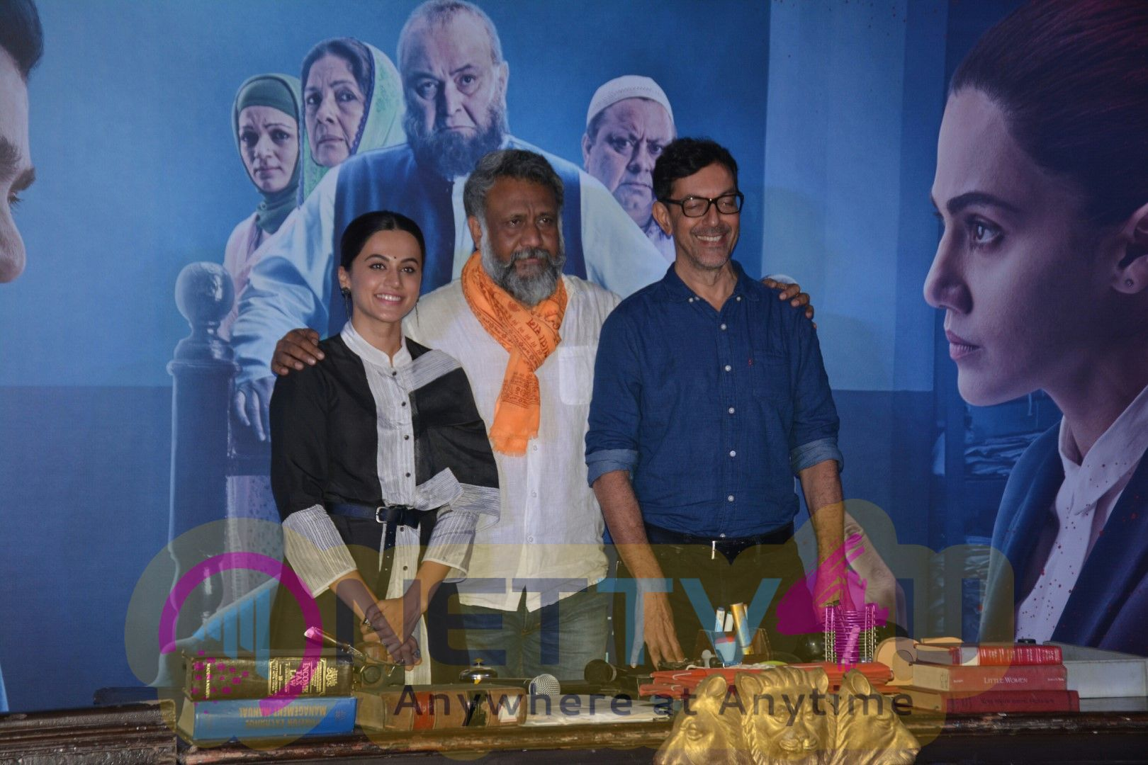 Trailer Launch Of Film Mulk At Pvr Juhu Best Images