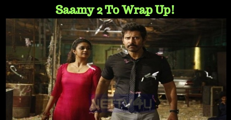 Just A Song Left For Saamy 2 To Wrap Up!