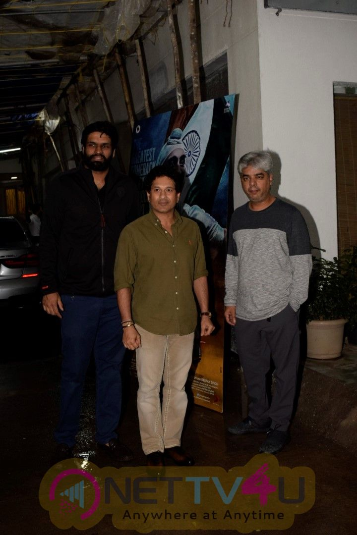 Screening Of Film Soorma At Sunny Sound Juhu Best Images