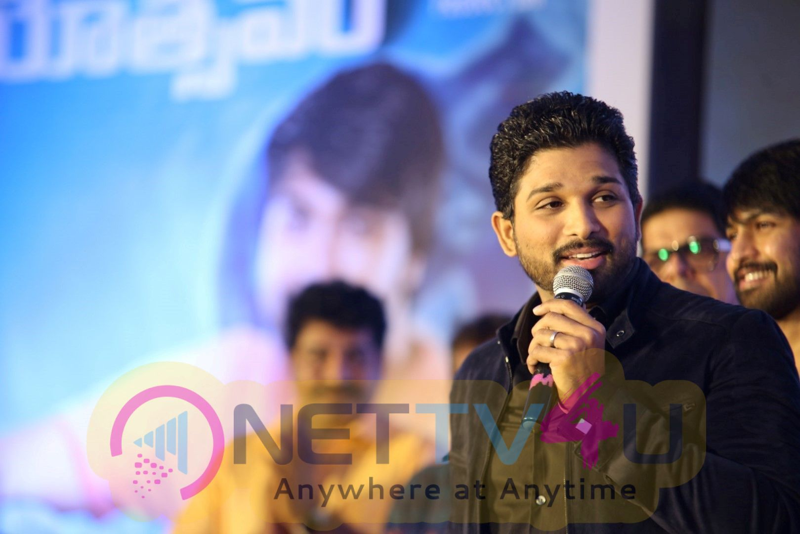 Vijetha Telugu Movie Success Meet Photos
