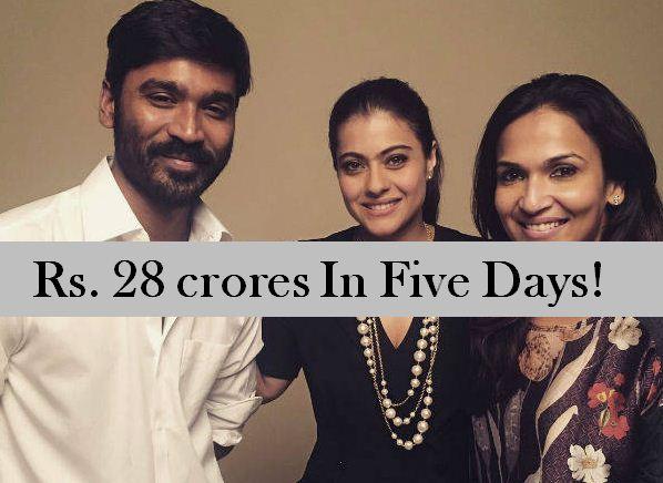 Dhanush Rocks At The Box Office! Negative Critics Vanished!