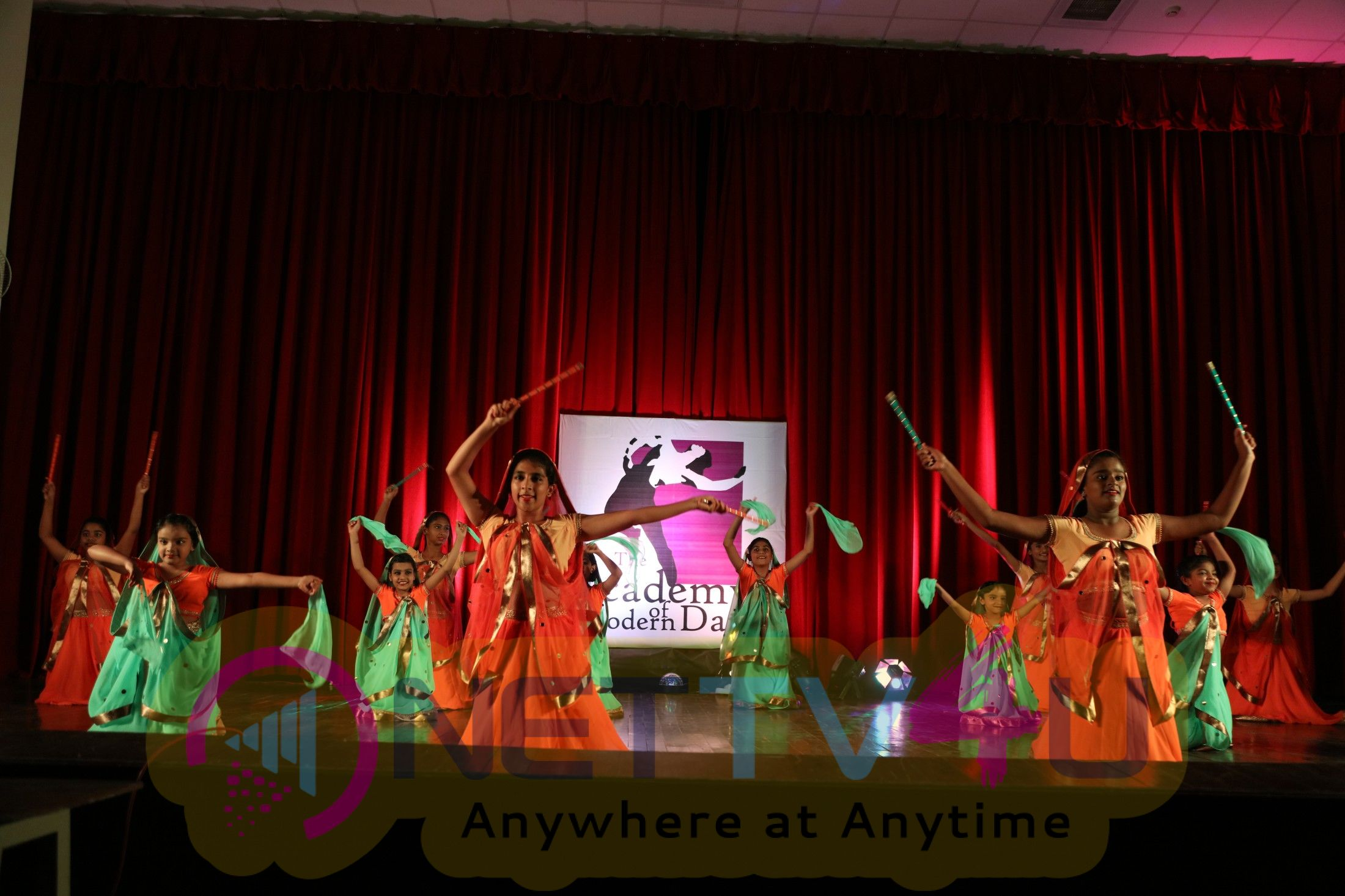Major Sundarrajan Son Major Gowtham's Academy Of Modern Dance Event Photos Tamil Gallery