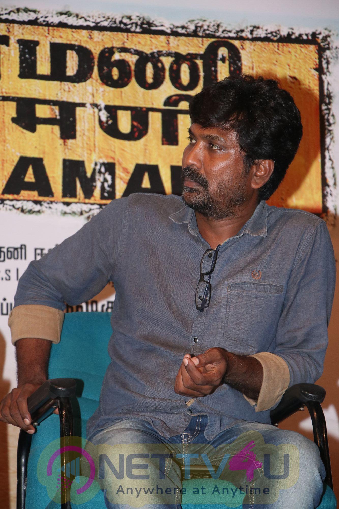 Taramani Tamil Movie Success Meet Stills