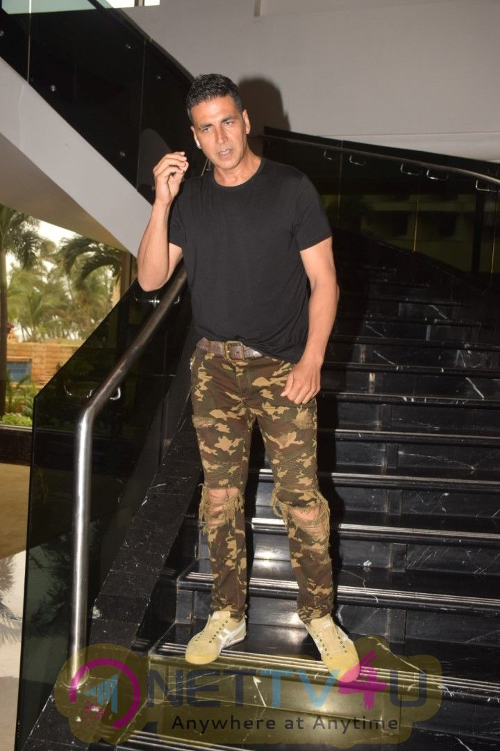 Akshay Kumar Promotion Gold Movie Pictures  Hindi Gallery