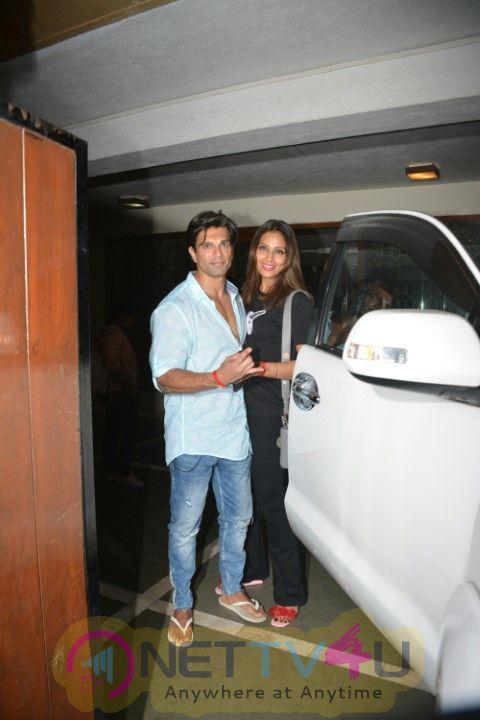 Bipasha Basu Husband Karan Singh Grover Spot To Bandra Pics
