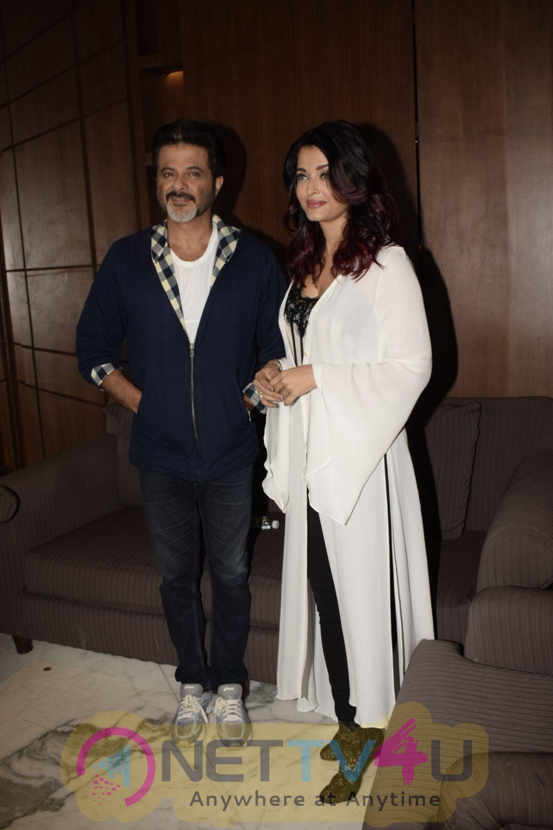 Fanney Khan Media Interactions At JW Marriott Hindi Gallery
