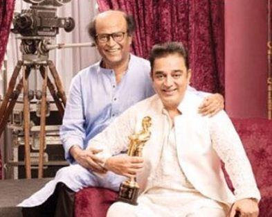 Kamal Wishes Rajini To Join Him!