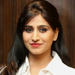 Shamili Sounderajan Telugu Actress