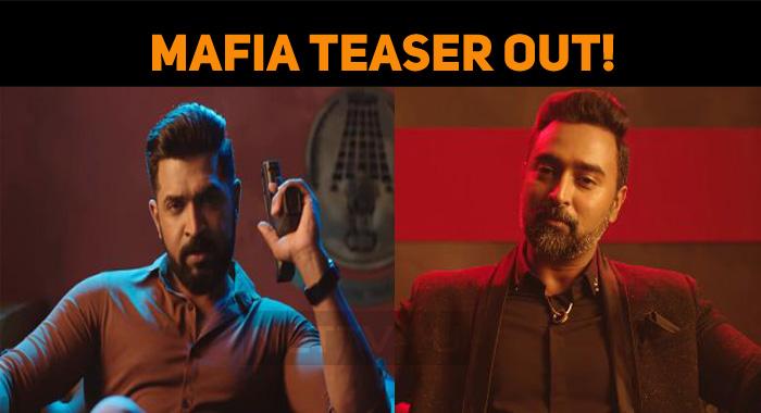 Singam Vs Nari – Mafia Teaser Out!