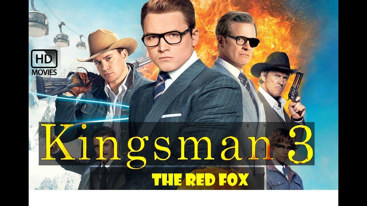 Kingsman 3 Movie Review