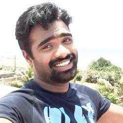 Praveen Raj Devasagayam Tamil Actor
