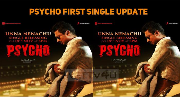 Psycho Single Unna Nenachu From Monday!