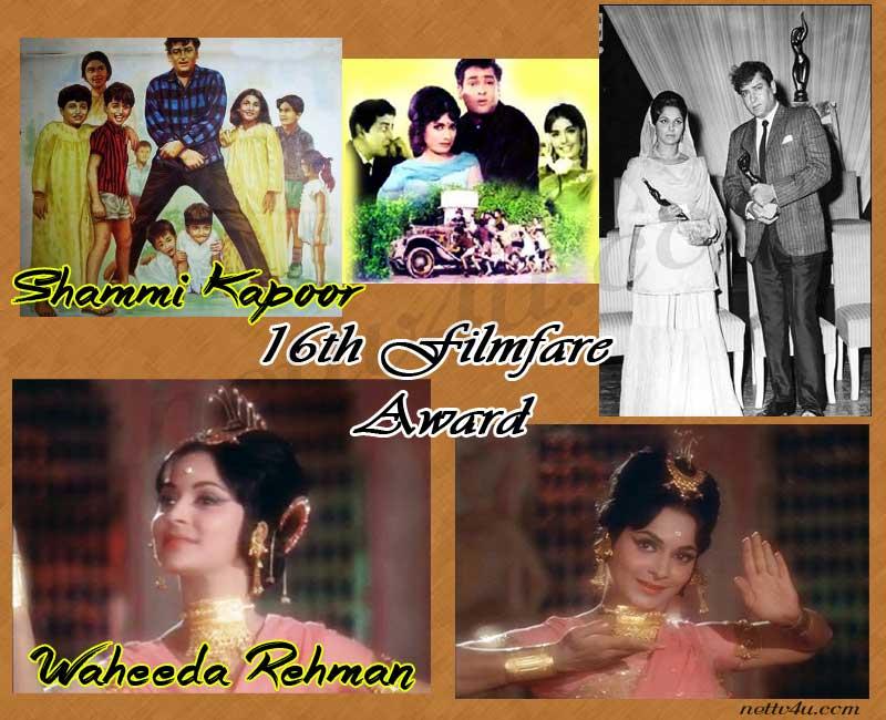 16th Filmfare Awards