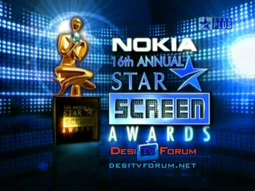 16th Star Screen Awards