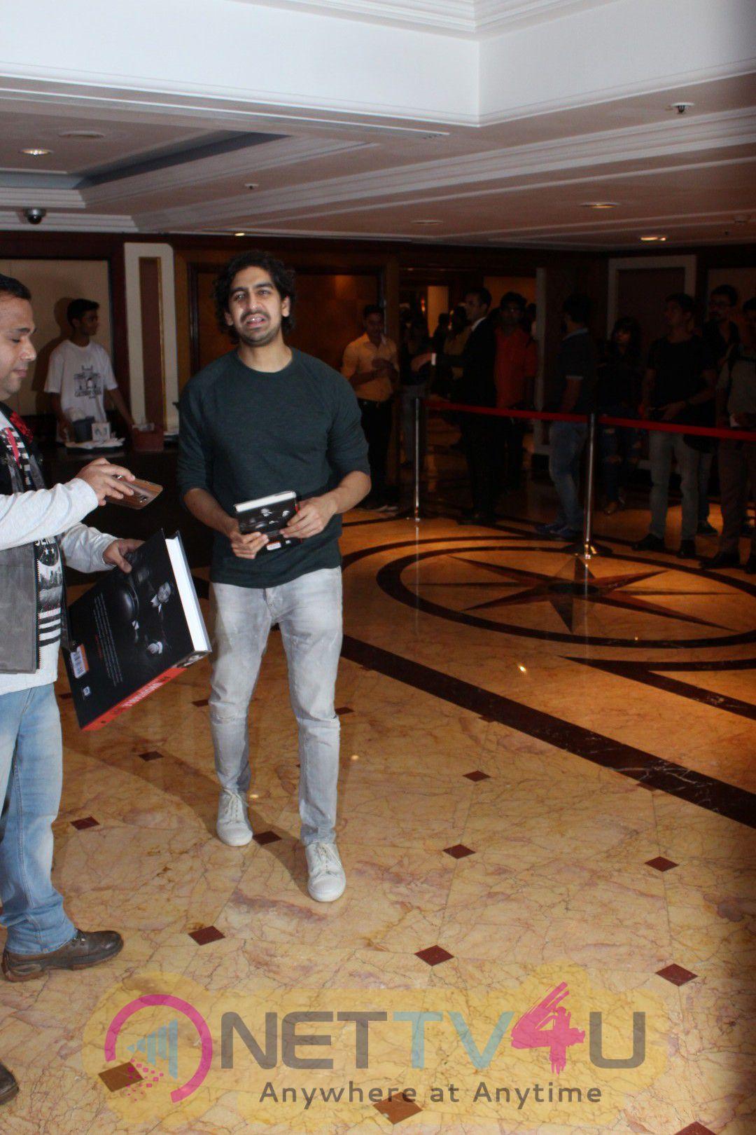 Shah Rukh Khan At Karan Johar Book Launch Recent Photos