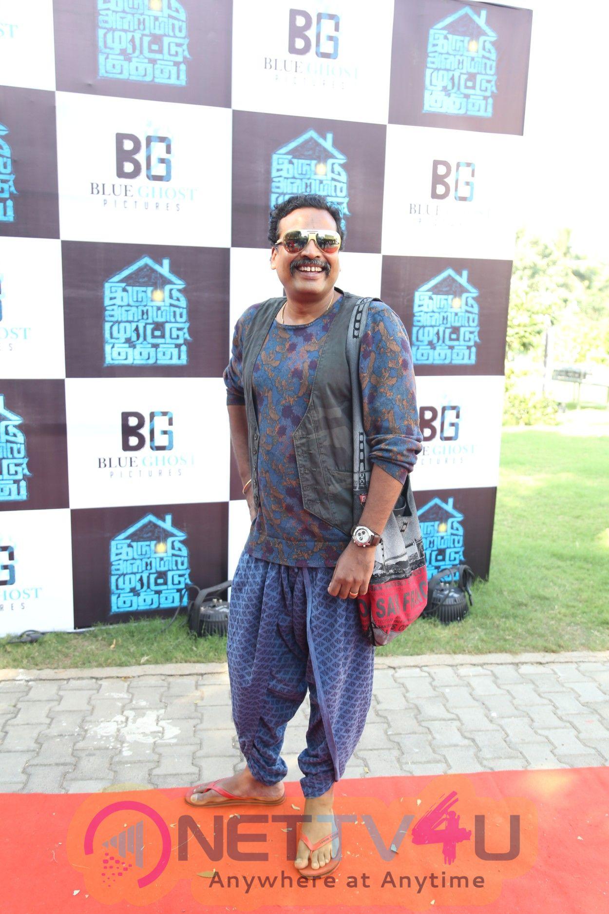 Iruttu Arayil Murattu Kuthu 2nd Single Launch Press Meet Stills Tamil Gallery