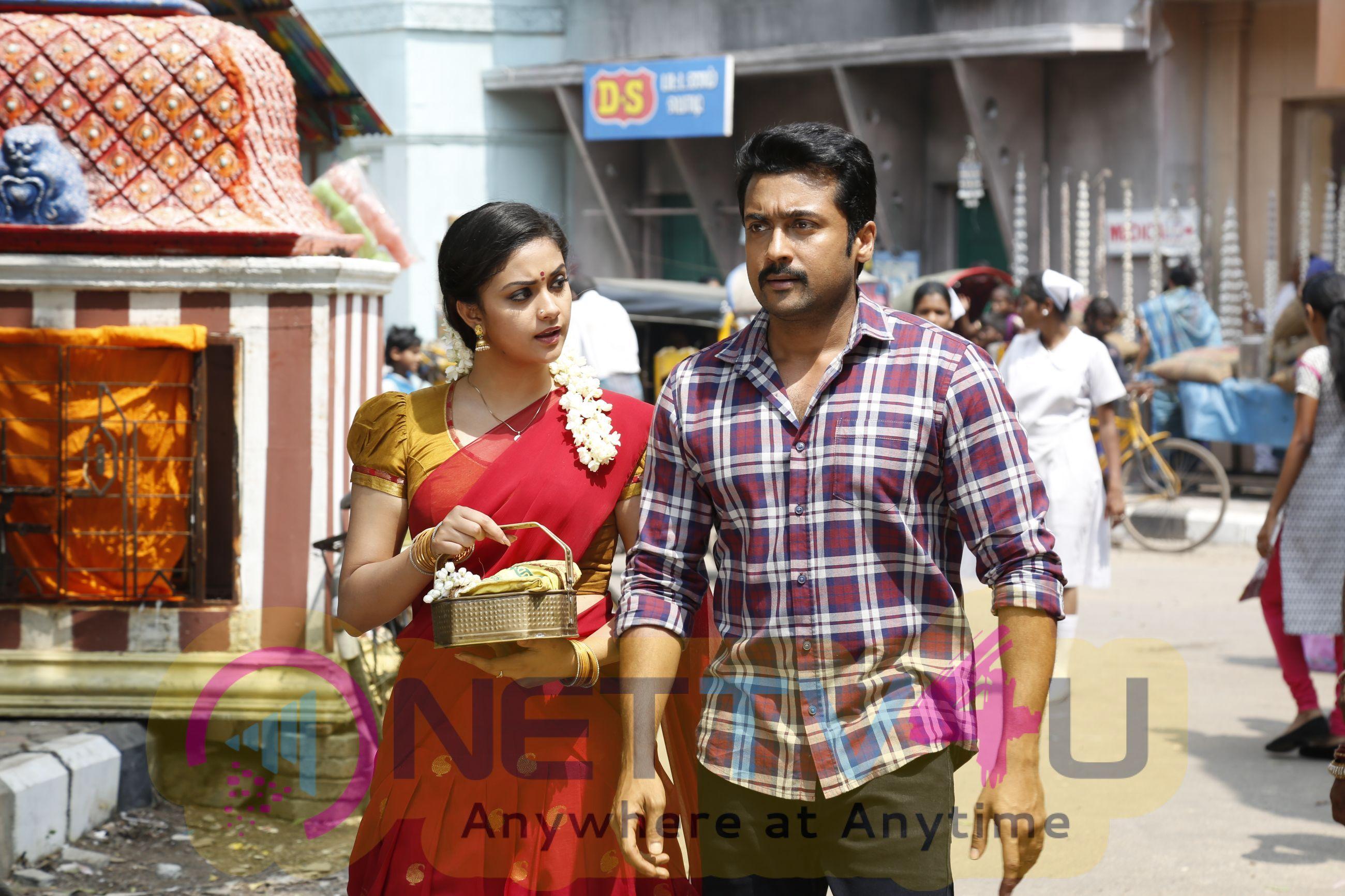 Thaanaa Serndha Koottam Movie Images