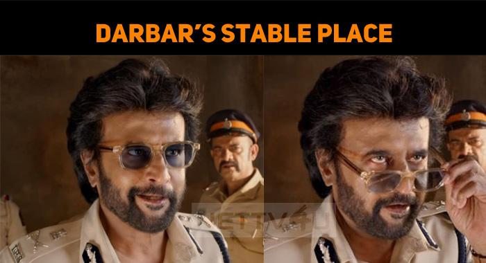 Darbar Grabs A Stable Place At Chennai BO!