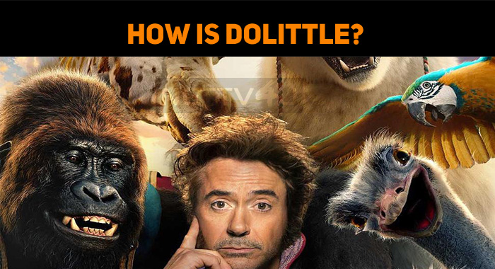 How Is Dolittle?