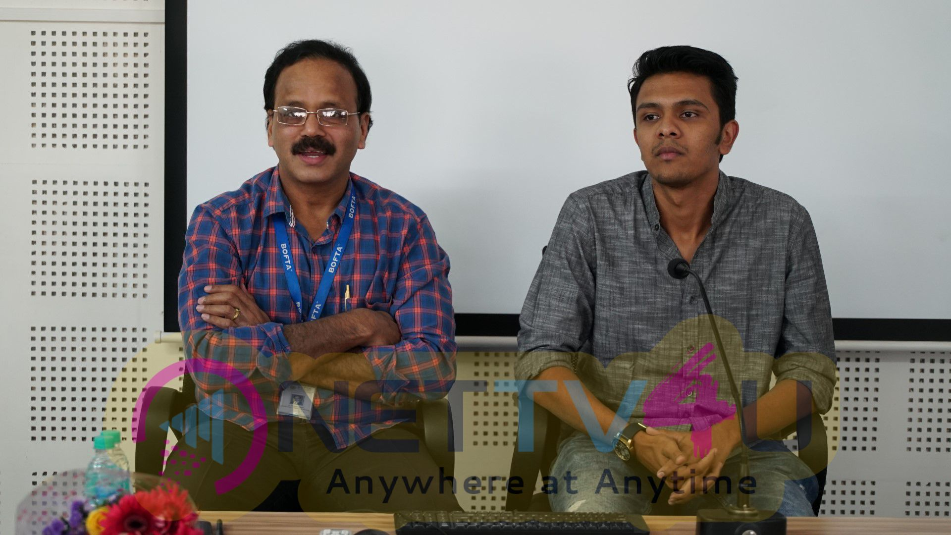 Master Class With Karthick Naren With BOFTA Students Tamil Gallery
