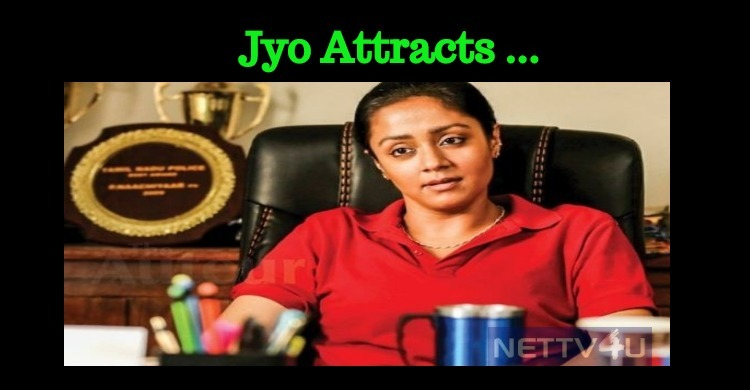 Yet Another Stunning Performance By Jyothika!