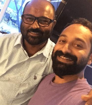 Fahadh Faasil Teams Up With Director Marthandan Malayalam News