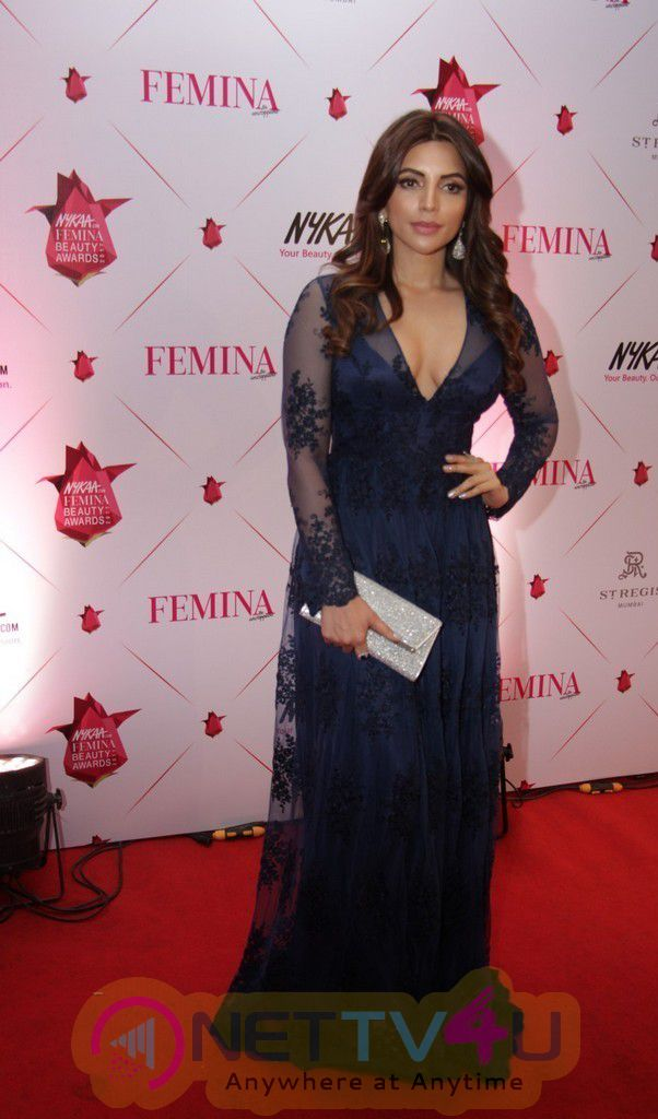 Hot And Sexy Actress At Femina Beauty Awards 2017