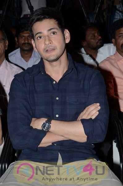Prince Mahesh Babu At Vaishakham Movie Audio Launch Grand Pics