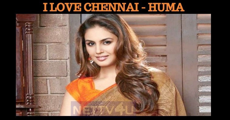 Huma Qureshi Hunts For A House In Chennai!