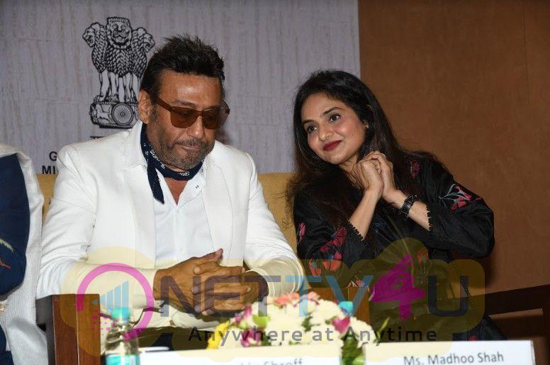 Juhi Chawla & Others At Opening Of Women Of India Organic Festival Stills  Hindi Gallery
