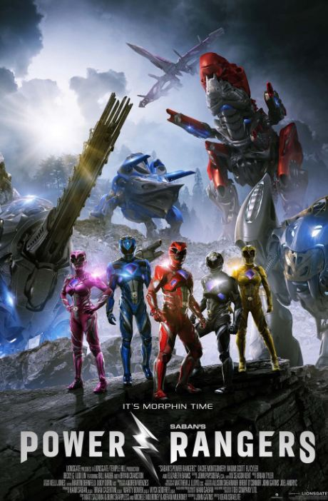 Power Rangers Movie Review English Movie Review