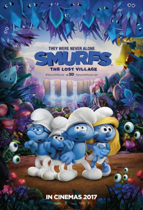 Smurfs: The Lost Village Movie Review English Movie Review