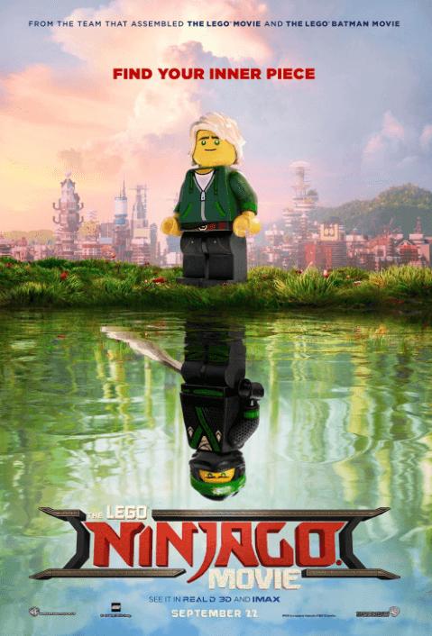 The Lego Ninjago Movie Review English Movie Review