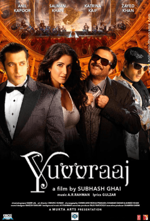 Yuvvraaj Movie Review Hindi Movie Review